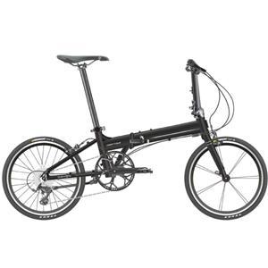 2021 Deftar デフター ブラック (142-193cm) 折りたたみ自転車