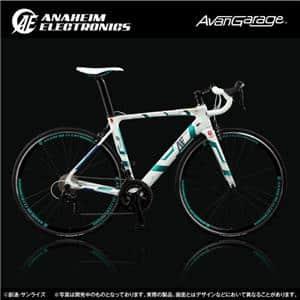 AvanGarage(アバンギャレージ) AE社製 ユニコーンガンダム RB-CAUC01(カーボンフレーム) 470mm ロードバイク メイン