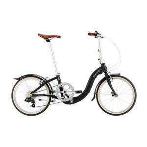 2020モデル Ciao チャオ マットブラック (142-193cm) 折畳自転車