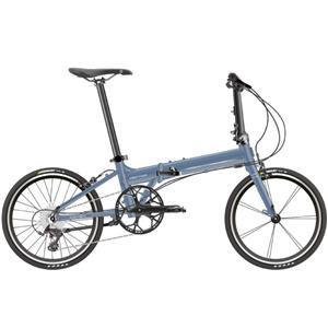 2021 Deftar デフター アッシュブルー (142-193cm) 折りたたみ自転車
