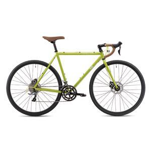 2019モデル FEATHER CX+ ブラウズグリーン サイズ52 (172.5-177.5cm) ロードバイク