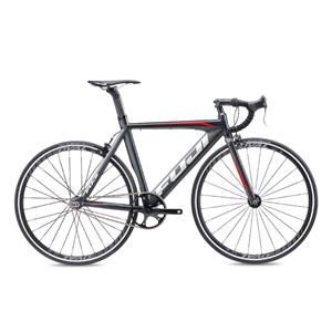 2020モデル TRACK PRO ブラック/レッド サイズ54(173-178cm) シングルスピード