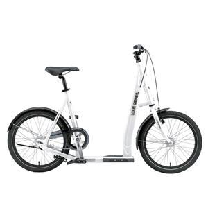 2016モデル LGS-SK8 LG WHITE LG ホワイト 完成車 【クロスバイク】【自転車】
