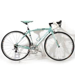 Bianchi (ビアンキ) 2011モデル Via Nirone 7 ヴィアニローネ7 105 5700 10S サイズ50(165-170cm) ロードバイク メイン