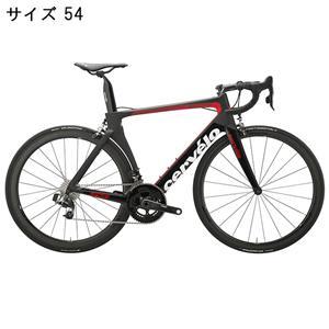 S5 SRAM Red E-Tap 11S ブラック/レッド サイズ54 ロードバイク