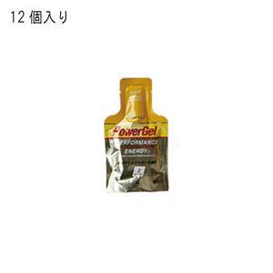 パワージェル バナナフレーバー BOX(1箱12本入り/1本あたり250円/税込)