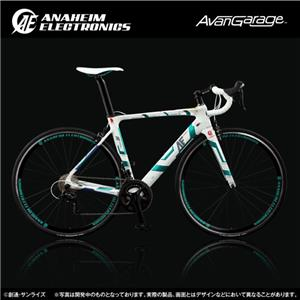 AvanGarage(アバンギャレージ) AE社製 ユニコーンガンダム RB-CAUC01(カーボンフレーム) 500mm ロードバイク メイン