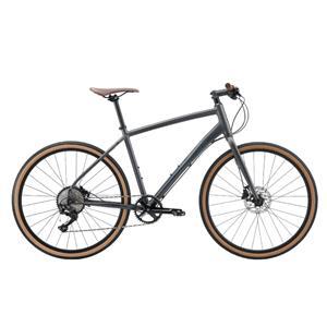 2020モデル RAFFISTA マットブラック サイズ17(164-174cm) クロスバイク