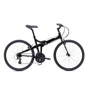 2020モデル JOE C21 ジョー ブラック/ホワイト (167-183cm) 折畳自転車