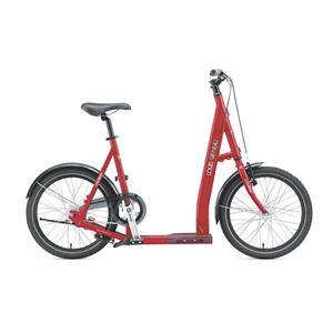 2016モデル LGS-SK8 RED レッド 完成車 【クロスバイク】【自転車】