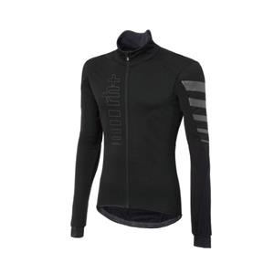 CODE WIND JACKET ブラック/リフレックス サイズS サイクリングジャケット