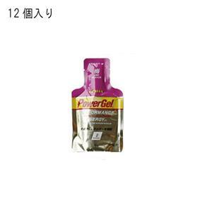 パワージェル 梅フレーバー BOX(1箱12本入り/1本あたり250円/税込)