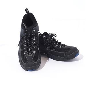 SH-MT33L ブラック/ブルー サイズ43 (27.2cm) SPD シューズ
