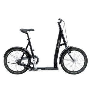 2016モデル LGS-SK8 BLACK ブラック 完成車 【クロスバイク】【自転車】