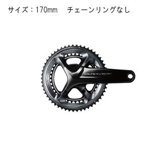 DURA-ACE FC-R9100-P 170mm パワーメーター クランクセット