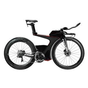 2018モデル P5X DURA-ACE R9180 ブラック/レッド サイズ51 (170-175cm) ロードバイク