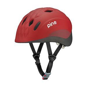 OGK (オージーケー) PINE(パイン) フラミンゴレッド 47-51cm キッズヘルメット メイン