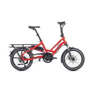2021モデル HSD P9 レッド (150-195cm) 電動アシスト自転車