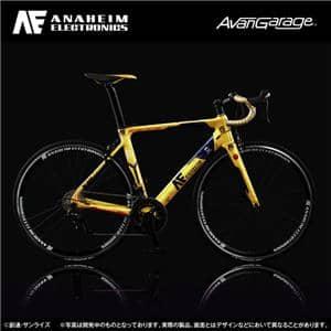 AE社製 百式 RB-CAHY01(カーボンフレーム) 450mm ロードバイク
