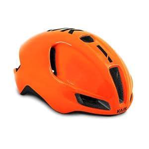2019モデル UTOPIA オレンジ FLUO/ブラック サイズS ヘルメット