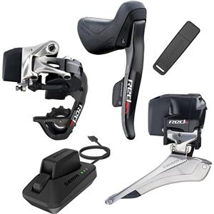 Red eTap Road Groupset
