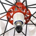 FULCRUM (フルクラム) RACING ZERO COMPETIZIONE 2-WAY レーシングゼロ コンペティツィオーネ クリンチャー チューブレス対応 シマノ11S ホイールセット 18