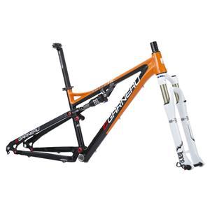 FLITE RC フレームセット 2014モデル ブラック/オレンジ