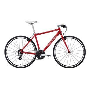 2016モデル LGS-TIREUR LG RED LG レッド  完成車 【クロスバイク】【自転車】