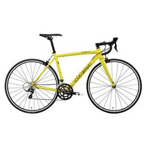 LOUIS GARNEAU (ルイガノ) 2016モデル LGS-CEN YELLOW イエロー  完成車 【ロードバイク】【自転車】 メイン