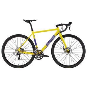 2016モデル LGS-HST3 YELLOW イエロー  完成車 【ロードバイク】【自転車】