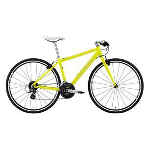 2016モデル LGS-TIREUR YELLOW イエロー  完成車 【クロスバイク】【自転車】