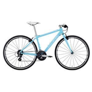 2016モデル LGS-TIREUR LITE BLUE ライトブルー 完成車 【クロスバイク】【自転車】