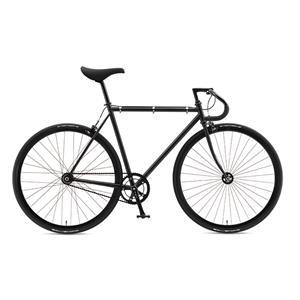 2016年モデル FEATHER フェザー マットブラック 完成車 【ピストバイク シングルスピード】