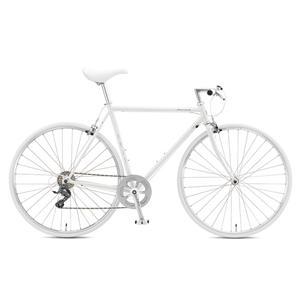 2016年モデル BALLAD バラッド オーロラ ホワイト 完成車 【クロスバイク】