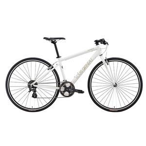 2016モデル LGS-CHASSE MATT LG WHITE LG ホワイト  完成車 【クロスバイク】