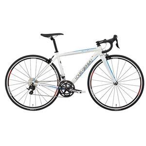 LOUIS GARNEAU (ルイガノ) 2016モデル LGS-CTR COMP MATT LG WHITE ホワイト  完成車【ロードバイク】【自転車】 メイン