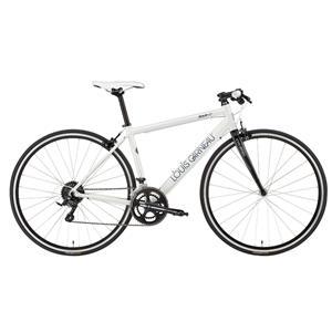 2016モデル LGS-RSR3 WHITE ホワイト  完成車 【クロスバイク】【自転車】