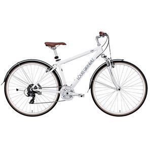 2016モデル LGS-TR1 MATT LG WHITE LG ホワイト  完成車  【クロスバイク】【自転車】