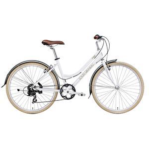 2016モデル LGS-TR2 MATT LG WHITE  LG ホワイト  完成車 【クロスバイク】【自転車】